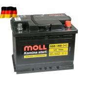 Аккумулятор Moll 12V-55 R 420(EN) Германия