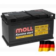 Аккумулятор Moll 12V-100 R 850(EN) Германия