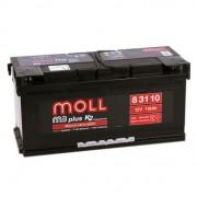 Аккумулятор Moll Agm 110 Ah 900-990(EN) Германия