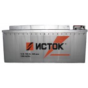 Аккумулятор ИСТОК (ISTOK) 190 a/h евро 1200A