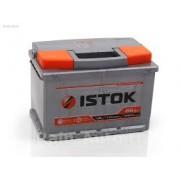 Аккумулятор ИСТОК (ISTOK) 60 a/h евро 450A