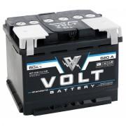Аккумуляторы Volt 60  a/h 450A