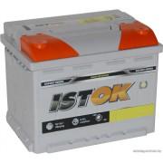 Аккумулятор ИСТОК (ISTOK) 62 a/h евро 480A