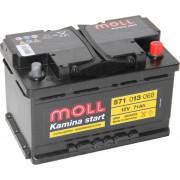 Аккумулятор Moll 12V-71 R 680(EN) Германия