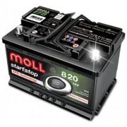 Аккумулятор Moll EFB 12V-75A\h 780-850 (EN) оригинал AUDI VW Германия