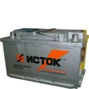 Аккумулятор ИСТОК (ISTOK) 77 a/h евро 550A