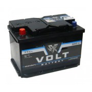 Аккумуляторы Volt 77  a/h 550A
