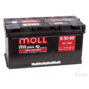 Аккумулятор Moll Agm 95 Ah 850(EN) Германия