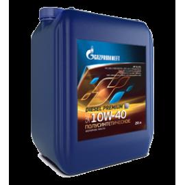 10W-30 API CI-4/SL Diesel Premium Моторное Масло   ГазПромНефть