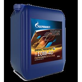 Gazpromneft Diesel Prioritet  10W-40 API CH-4/SL