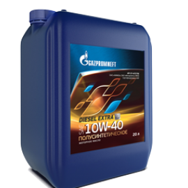 15W-40,  API СF-4/CF/SG Diesel Extra Моторное Масло ГазПромНефть