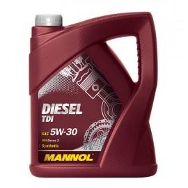 MANNOL Diesel TDI 5W-30 API SN/CF