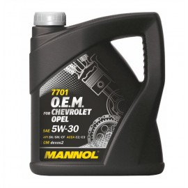 MANNOL 7701 O.E.M. for Chevrolet Opel