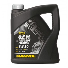 MANNOL 7703 O.E.M. for Peugeot Citroen