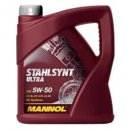 MANNOL Stahlsynt Ultra 5W-50