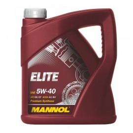 MANNOL Elite 5W-40 API SN/CF