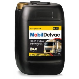 Mobil Delvac™ XHP Extra 10W-40