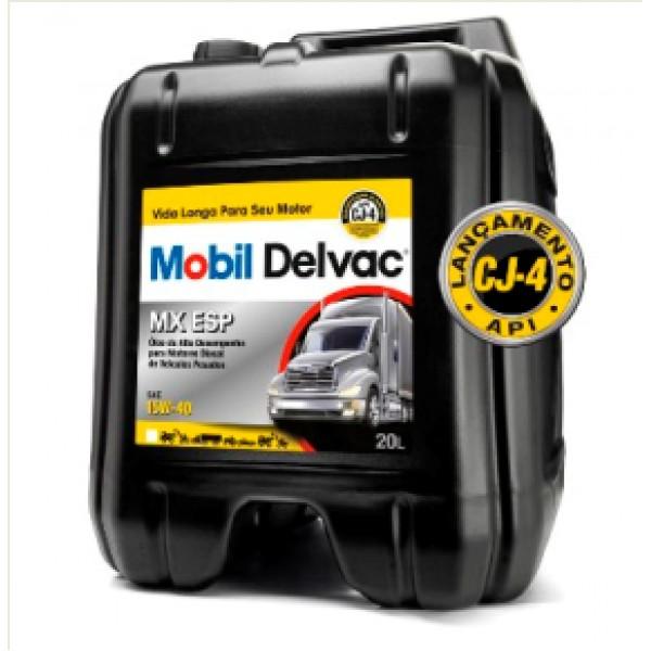 Mobil Delvac Esp 10W 40