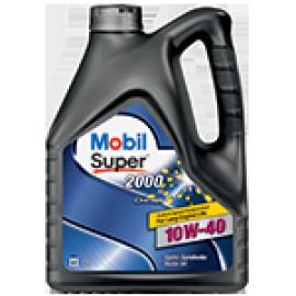 MOBIL  Super™ 2000 X1 Diesel 10W-40
