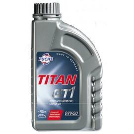 FUCHS TITAN GT1 0W-20